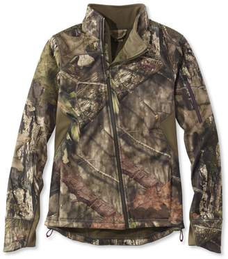 L.L. Bean L.L.Bean Women's Ridge Runner Soft-Shell Jacket, Camo