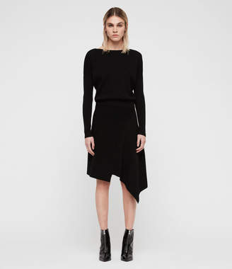 AllSaints Suke Dress