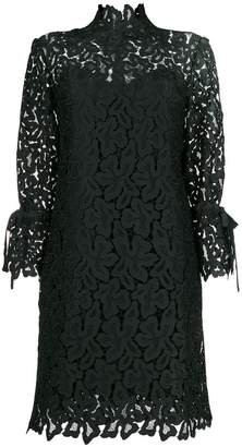 Ermanno Scervino lace shift dress