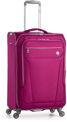 "Revo CLOSEOUT! City Lights 2.0 25"" Expandable Spinner Suitcase, Created for Macy's"