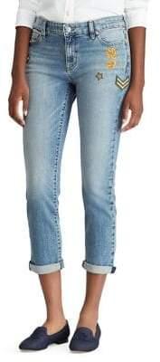Lauren Ralph Lauren Petite Premier Estate Cropped Jeans