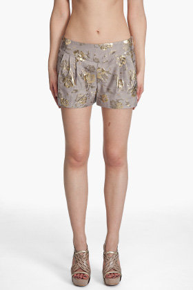 Juicy Couture Cherry Blossom Shorts