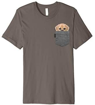 Dog in Your Pocket Tshirt Puggle Shirt