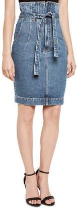 Bardot High Waist Skirt