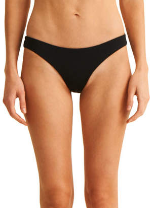 Skin The Selby Reversible High-Cut Hipster Bikini Bottoms