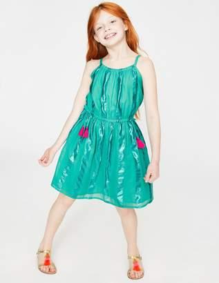 Boden Shimmer Stripe Dress
