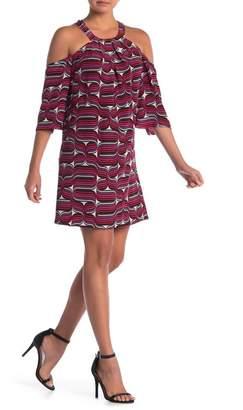 Trina Turk Spirit Print Dress