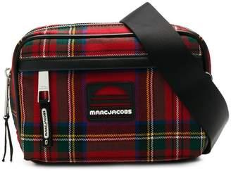 Marc Jacobs Tartan Sport belt bag