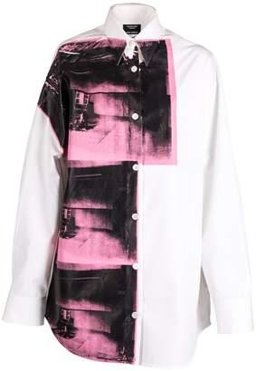 Calvin Klein Little Electric Chair Shirt Dress