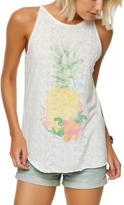 O'Neill Pineapple Graphic Tank Top