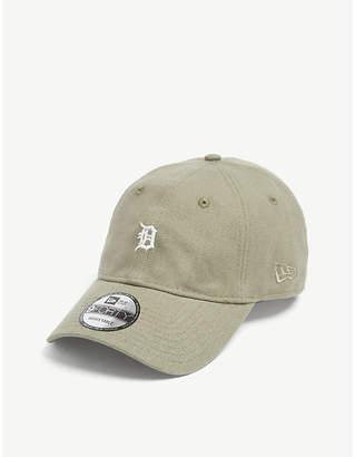 New Era 9FORTY Detroit Tigers cotton strapback cap