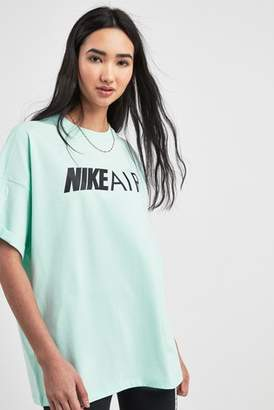 Next Womens Nike Air Boyfriend Fit Tee