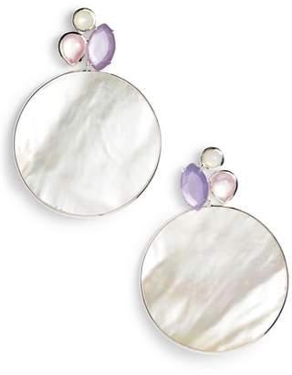 Ippolita Wonderland Disc Drop Earrings