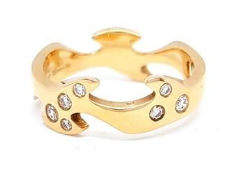 Georg Jensen Gold Yellow gold Ring