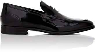 Barneys New York Men's Patent Leather Penny Loafers