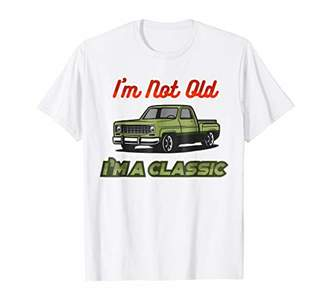 I'm Not Old I'm A Classic Shirt Funny Car Lover T Shirt
