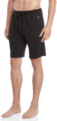 U.S. Polo Assn. Drawstring Knit Sleep Shorts