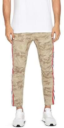 Moto NXP Sergeant Camouflage Stripe Slim Fit Pants