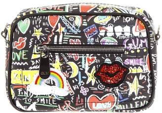 Gianni Chiarini Multicolor Gum Street Small Bag
