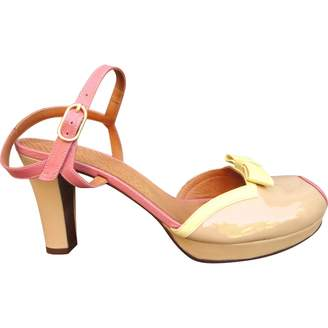 Chie Mihara Patent leather sandals