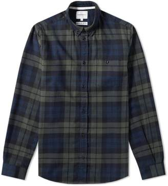 Norse Projects Anton Flannel Check Shirt