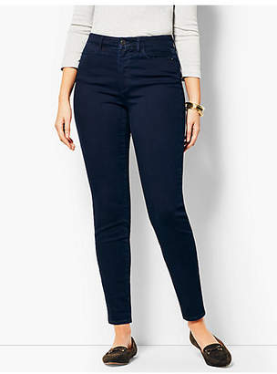 Talbots Comfort Stretch Denim Jeggings - Curvy Fit/Rinse Wash
