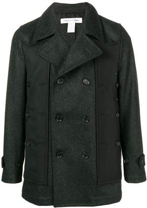 Comme des Garcons classic double-breasted jacket