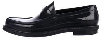 Saint Laurent Kennedy Rubber Loafers