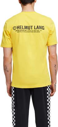 Helmut Lang New York Taxi T-Shirt