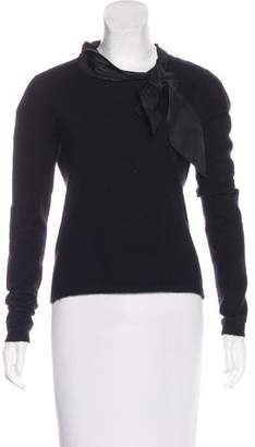 Heidi Weisel Cashmere Long Sleeve Top