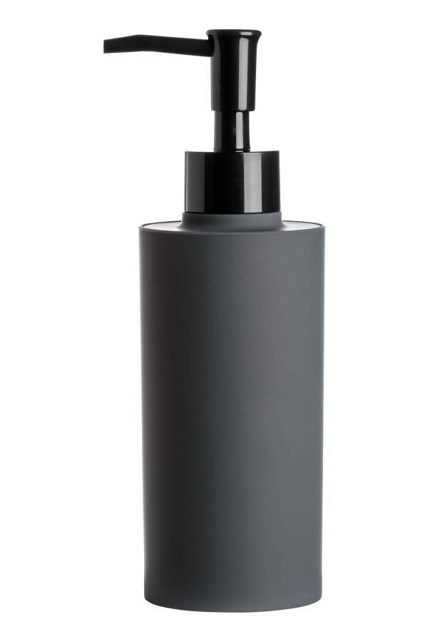 Matte Plastic Soap Dispenser