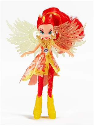 My Little Pony EQUESTRIA LEGEND OF EVERFREE DOLL SUNSET SHIMMER