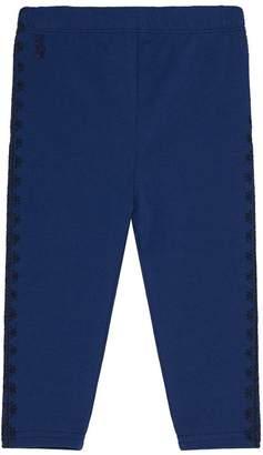 Polo Ralph Lauren Embroidered Side Leggings