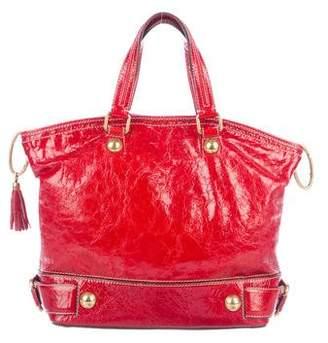 Dolce & Gabbana Patent Leather Satchel