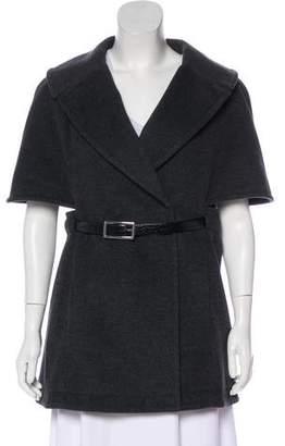 L'Autre Chose Wool & Cashmere-Blend Jacket