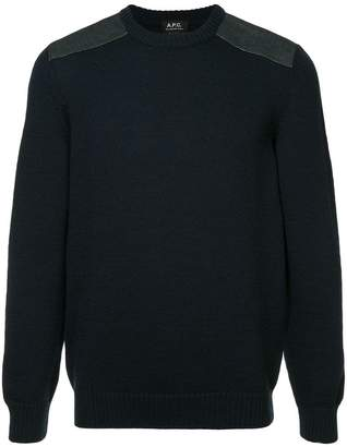 A.P.C. loose fitted sweater