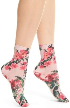 Stance May Flowers Ankle Socks
