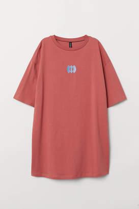 H&M T-shirt Dress - Red