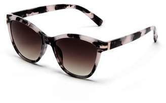 Penningtons Gold Sunglasses with Print