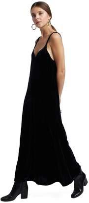 Rachel Pally Velvet Slip Dress - Night Velvet