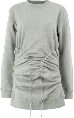 Y/Project Y / Project ruched front sweatshirt