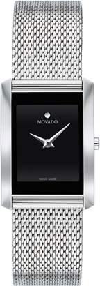 Movado La Nouvelle Mesh Strap Watch, 30mm