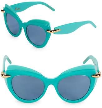 Pomellato Women's 51MM Cat-Eye Sunglasses
