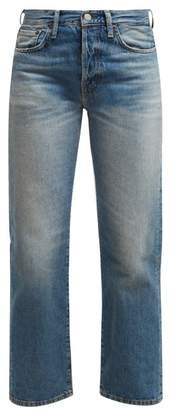 Acne Studios 1997 Straight Leg Jeans - Womens - Denim