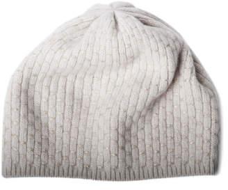 Portolano Cashmere Mushroom Hat