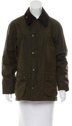 Barbour Classic Bedale Jacket $145 thestylecure.com