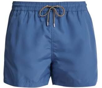 Paul Smith Classic Swim Shorts - Mens - Blue