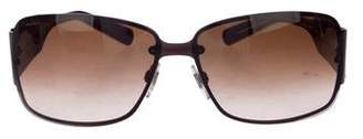 Burberry Square Gradient Sunglasses