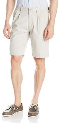 Lee Men's Big-Tall Comfort-Waist Pleated Short