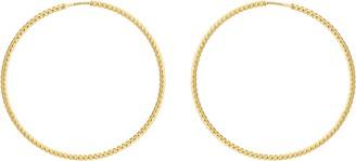 Gucci Le Marché des Merveilles hoop earrings